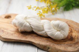 絹紡糸 2/140Nm